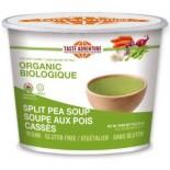 [Taste Adventure]  Split Pea Instant Soup Mix  100% Organic