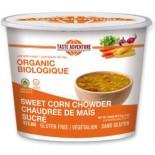 [Taste Adventure]  Sweet Corn Chowder  100% Organic