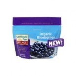 [Earthbound Farm] Frozen Organic Fruits Blueberries  At least 95% Organic