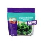 [Earthbound Farm] Frozen Organic Vegetables Broccoli Florets  At least 95% Organic