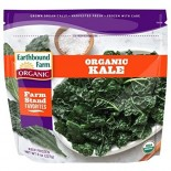 [Earthbound Farm] Frozen Organic Vegetables Kale  At least 95% Organic