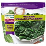 [Earthbound Farm] Frozen Organic Vegetables Collard Greens  At least 95% Organic