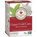 [Traditional Medicinals] Cold & Flu Cold Care, Gypsy  At least 70% Organic