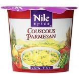 [Nile Spice] Couscous Cups, Low Fat Vegetable Parmesan