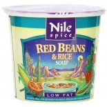 [Nile Spice] Home Style Soup Cups Red Beans & Rice