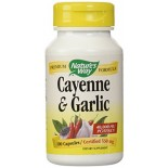 [Nature`S Way] Herbal Formulas Cayenne Garlic