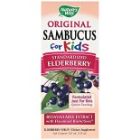 [Nature`S Way] Natural Remedies Sambucus For Kids