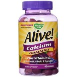 [Nature`S Way]  Alive Calcium, Gummies