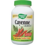 [Nature`S Way] Herbal Singles Cayenne Pepper