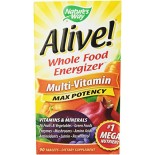 [Nature`S Way] Multi Vitamins & Minerals Alive