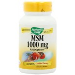 [Nature`S Way] Specialty Products MSM 1000 mg