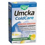 [Nature`S Way] Specialty Products Umcka Cold Care Hot Drink, Lemon
