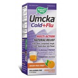 [Nature`S Way] Specialty Products Umcka Cold+Flu Syrup, Orange