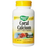 [Nature`S Way] Calcium Coral Calcium, 600 MG