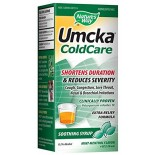 [Nature`S Way] Specialty Products Umcka Cold Care Syrup, Menthol