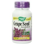 [Nature`S Way] Vegicaps Capsules Grape Seed, Standardized