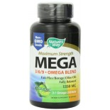 [Nature`S Way] Oils Mega EFA Blend 1350 Mg.