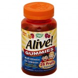 [Nature`S Way] Multi Vitamins & Minerals Alive Multi Vit Gummies, Childrens