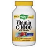[Nature`S Way] Vitamin C 1000 w/Rose Hips