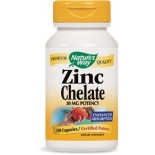 [Nature`S Way] Minerals Zinc 30 mg
