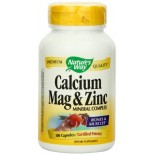[Nature`S Way] Calcium W/Magnesium & Zinc