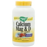 [Nature`S Way] Calcium W/Magnesium & Vit D