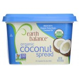 [Earth Balance] Buttery Spreads Coconut  At least 95% Organic
