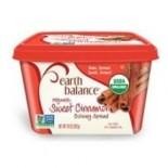 [Earth Balance] Buttery Spreads Sweet Cinnamon  At least 95% Organic