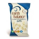 [Earth Balance] Puffs Vegan Aged White Cheddar