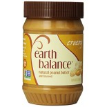 [Earth Balance] Nut Butters Peanut, Creamy