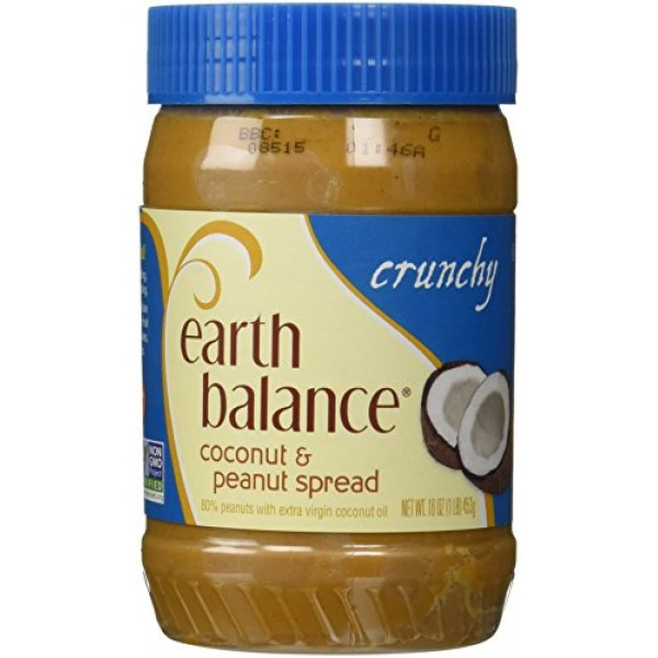 [Earth Balance] Nut Butters Coconut, Crunchy