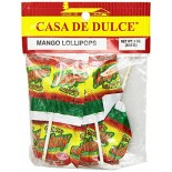 [Casa De Dulce] Mexican/Authentic Candy Paletas De Mangos