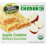 [Health Valley] Cereal Bars Apple Cobbler  At least 95% Organic