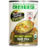 [Health Valley] Soup Green Split Pea, Unsalted  At least 95% Organic