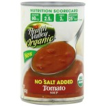 [Health Valley] Soup Tomato, Unsalted  At least 95% Organic