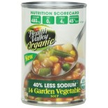 [Health Valley] Soup, Fat Free 14 Garden Vegetable  At least 95% Organic