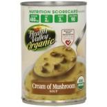 [Health Valley] Soup Cream Of Mushroom  At least 95% Organic