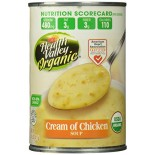 [Health Valley] Soup Cream Of Chicken  At least 95% Organic
