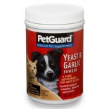 [Pet Guard] Supplements Yeast & Garlic Powder