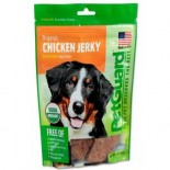 [Pet Guard] PetGuard Organics Chicken Jerky  At least 95% Organic