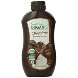 [Santa Cruz Organic] Organic Dessert Toppings Chocolate Syrup  At least 95% Organic