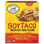 [El Burrito] Meatless Entrees Soytaco, Non GMO