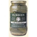 [Bubbies Of San Francisco] Pickle/Pepper/Relish Pickled Specialty Kosher Dills, Large