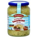 [Hengstenberg] German Specialities-Condiments/Misc Bavarian Style Sauerkraut w/Wine