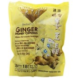 [Prince Of Peace] Chinese Herbal Products Ginger Honey Crystals,Instant