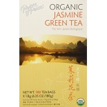 [Prince Of Peace] Chinese Herbal Products Tea, Jasmine Green  At least 95% Organic