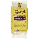 [Bob`S Red Mill] Flour & Baking Products Dark Rye Flour  At least 95% Organic