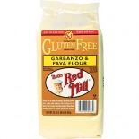 [Bob`S Red Mill] Gluten Free Items Flour, Garbanzo & Fava