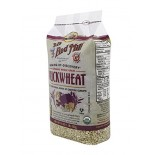 [Bob`S Red Mill] Miscellaneous Buckwheat Groats, Raw  At least 95% Organic