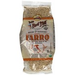 [Bob`S Red Mill] Grains Farro  At least 95% Organic